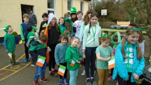St.Patrick's Day Walk 2017